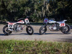 Flat Track Motoren