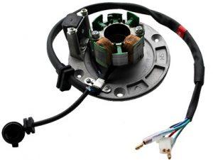Ontsteking en elektrische reserve onderdelen