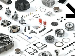 YCF Motor onderdelen