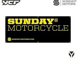 Banner Sunday L2M x H0.50M
